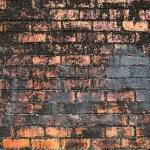 Brick old wall texture — Stock Photo