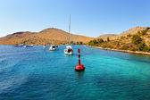 Adriatyk chorwacja — Zdjęcie stockowe