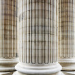 Columns in Paris - Stockfoto