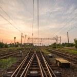Railway — Stock Photo #11531216