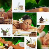 Spa mixspa mix — Foto Stock