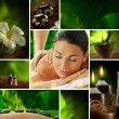 Spa collage — Stock Photo #12085165
