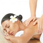 Постер, плакат: On massage