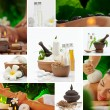 Spa collage — Stock Photo #12384735