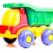 Toy Machine Truck — Stock Photo