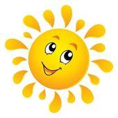 太阳主题图片 3 — 图库矢量图片