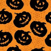Halloween bezešvé pozadí 1 — Stock vektor