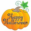 Happy Halloween topic image 2 — Stock Vector