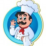 Chef theme image 2 — Stock Vector #12202360