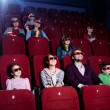 In 3D movie theater — Stock Photo #10959733