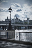 London scenery — Stock Photo