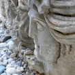 Part of Ancient Statue — Stock Photo #10960585