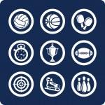 Sport (p.1) — Stock Vector #10960836