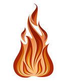 Fire — Stock Vector
