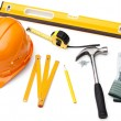 Working materials, stuff — Stock Photo #11749559