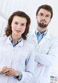 Medical staff — Stock Photo