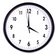 Wall clock — Stock Photo #12363917