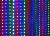 Abstract discotheque lines background, party details. — Stock Photo