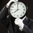 Time for work concept — Stock Photo #11143292