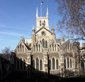 Southwark Cathedral — Stockfoto
