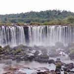 Iguasu falls — Stock Photo #10933127