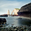 Etretat - Normandie - France - Foto de Stock  