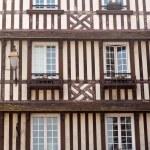 cidade de Honfleur, na Normandia - França — Foto Stock #10943836