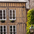 Honfleur city in Normandy - France — Foto Stock