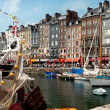 Honfleur city in Normandy - France — Stock Photo #10943886