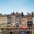 Honfleur city in Normandy - France — Stock Photo #10943951