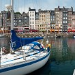 Honfleur city in Normandy - France — Stock Photo #10943966