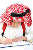 Gulf school kid — Stockfoto