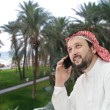Arabic business man - Stock Photo