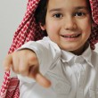 Kid finger — Stock Photo #11751096