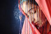 Muzułmanin dziewczyna z hidżab — Zdjęcie stockowe