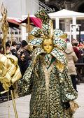 The Carnival of Venice — Stock Photo