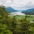 Gastineau Channel - Stockfoto