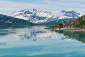 冰川湾 — 图库照片