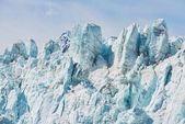 παγετώνας margerie — Φωτογραφία Αρχείου