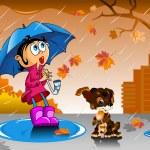 November — Stock Vector #11118724