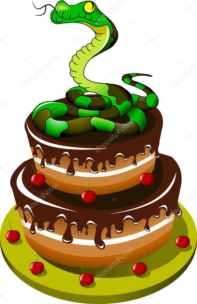 Поздравления с днем рождения змей 55