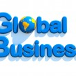 Concept of global business — Stock Photo #11637285