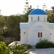 Typical church in Greece — Stock Photo