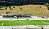 Football stadium at Portugal — Foto Stock