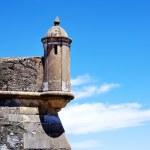 Wall of fort of Graça, Elvas — Stock Photo