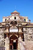 Entrance of Fort of Graça, Elvas, Portugal — Stock Photo