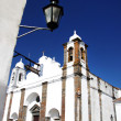 Church in Monsaraz village - Stock Photo