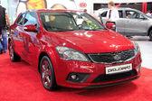 Automotive-show — Stockfoto