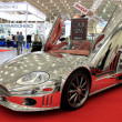 Automotive-show - Foto Stock