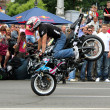Bikers meeting and show on Kiev City Day — Lizenzfreies Foto